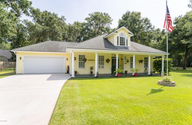 35 Laughing Gull Drive, Beaufort, SC 29907 (MLS #163123) :: RE/MAX Coastal Realty