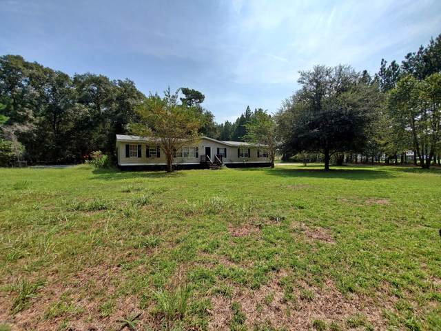 2139 Two Sisters Ferry Road, Estill, SC 29918 (MLS #163547) :: RE/MAX Coastal Realty