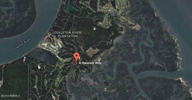 4 Hanover Way, Bluffton, SC 29910 (MLS #163566) :: Shae Chambers Helms | Keller Williams Realty