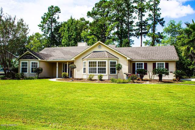 1003 Wolverine Drive, Beaufort, SC 29902 (MLS #163574) :: RE/MAX Island Realty