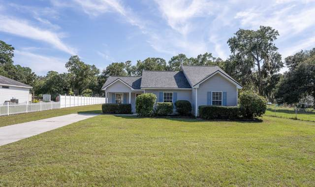 2718 Waddell Road, Beaufort, SC 29902 (MLS #163581) :: RE/MAX Coastal Realty