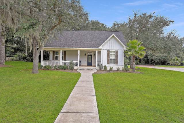 51 Sommer Lake Drive, Beaufort, SC 29902 (MLS #163589) :: RE/MAX Coastal Realty