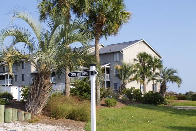 A101 Cedar Reef, St. Helena Island, SC 29920 (MLS #163632) :: RE/MAX Coastal Realty