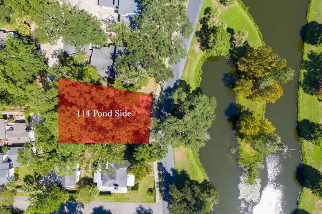 114 Pond Side, Beaufort, SC 29906 (MLS #163680) :: MAS Real Estate Advisors