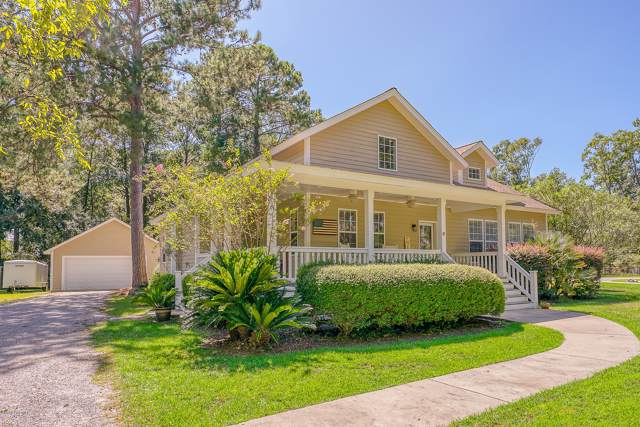 27 E River Drive, Beaufort, SC 29907 (MLS #163693) :: Shae Chambers Helms | Keller Williams Realty