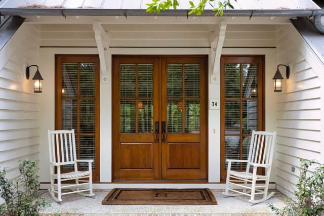 74 Blue Willow Street, Bluffton, SC 29910 (MLS #163728) :: Shae Chambers Helms | Keller Williams Realty