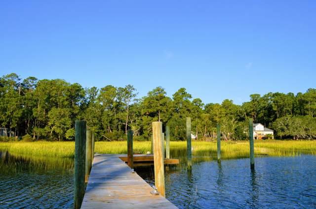 337 Brickyard Point Road N, Beaufort, SC 29907 (MLS #163759) :: RE/MAX Coastal Realty