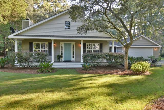 19 Royal Pines Boulevard, Beaufort, SC 29907 (MLS #163769) :: RE/MAX Island Realty