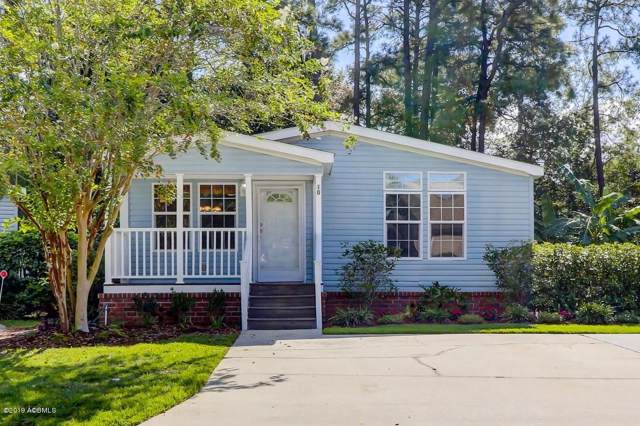 10 Pine Forest Drive, Bluffton, SC 29910 (MLS #163811) :: RE/MAX Coastal Realty