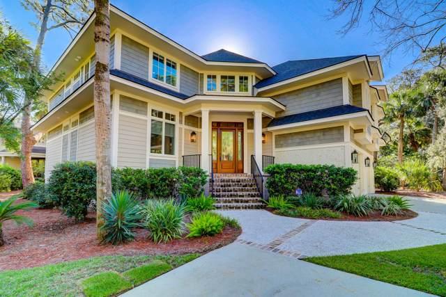 27 Ruddy Turnstone Road, Hilton Head Island, SC 29928 (MLS #163822) :: MAS Real Estate Advisors