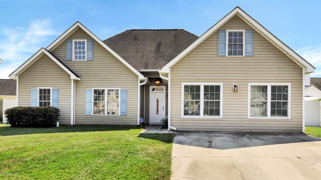 20 Rivers End Drive, Bluffton, SC 29909 (MLS #163831) :: RE/MAX Island Realty