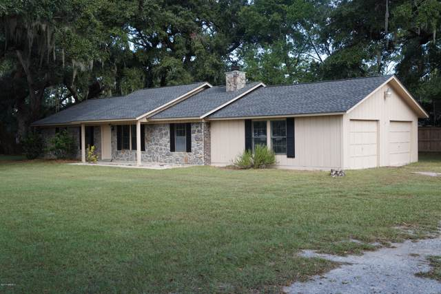 6807 Sunset Circle N, Beaufort, SC 29906 (MLS #163858) :: RE/MAX Island Realty