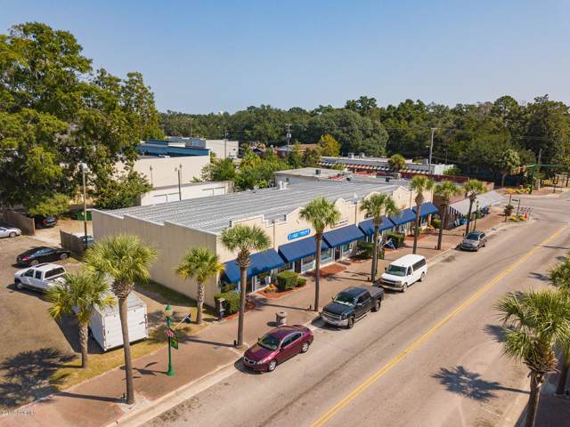 111 W Main Street, Ridgeland, SC 29936 (MLS #163884) :: MAS Real Estate Advisors