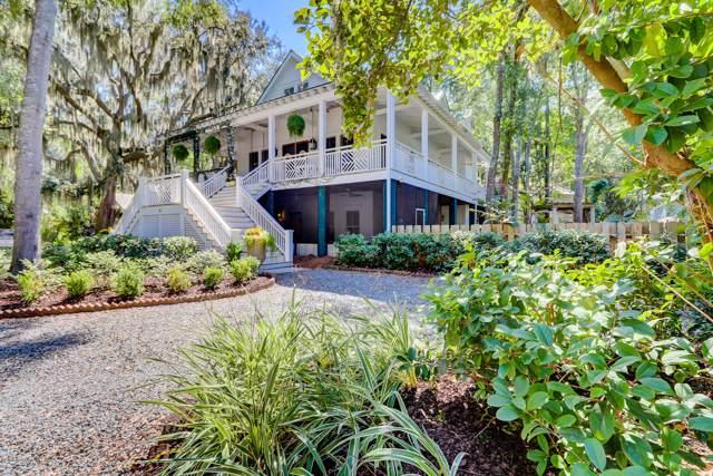 32 Lawrence Street, Bluffton, SC 29910 (MLS #163911) :: MAS Real Estate Advisors