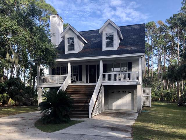 376 Blue Gill Road, Fripp Island, SC 29920 (MLS #163913) :: RE/MAX Island Realty