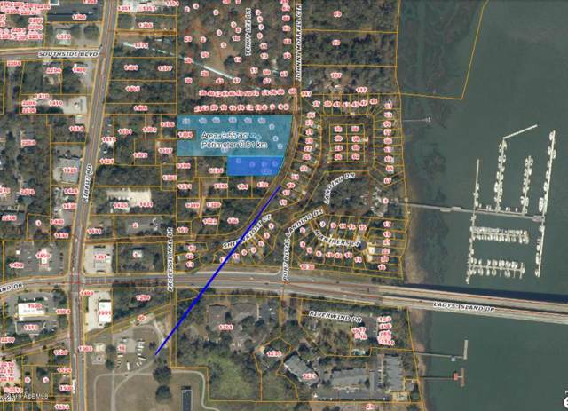 20 New Horizon Drive, Port Royal, SC 29935 (MLS #163919) :: MAS Real Estate Advisors