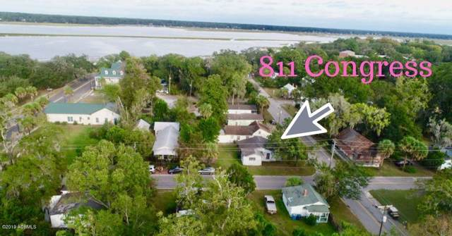 811 Congress Street, Beaufort, SC 29902 (MLS #163920) :: MAS Real Estate Advisors