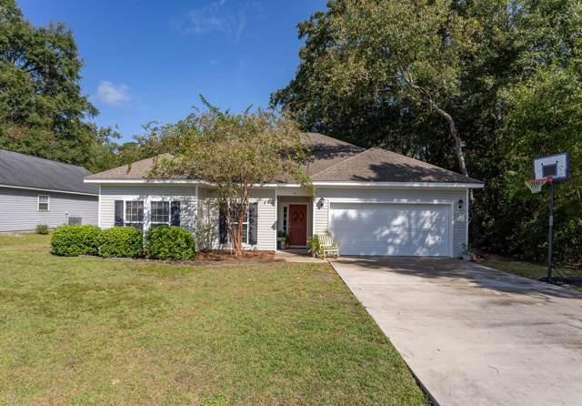 79 Wintergreen Drive, Beaufort, SC 29906 (MLS #163952) :: MAS Real Estate Advisors