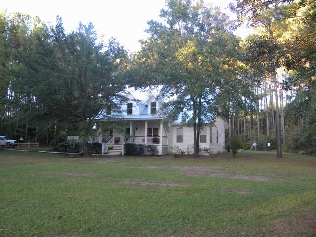 250 Honey Hill Court, Ridgeland, SC 29936 (MLS #163953) :: MAS Real Estate Advisors