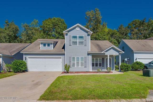 34 Broadland Circle, Bluffton, SC 29910 (MLS #163958) :: MAS Real Estate Advisors