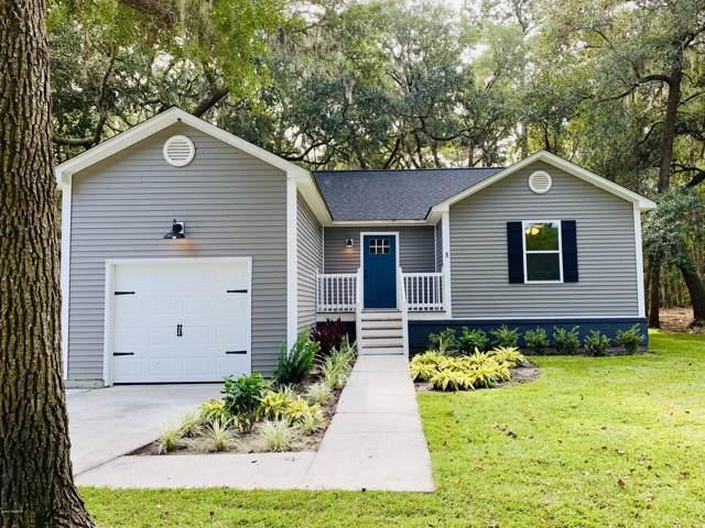 5 Arbor Lane, St. Helena Island, SC 29920 (MLS #163992) :: MAS Real Estate Advisors