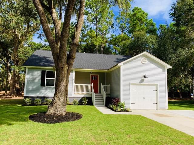 4 Arbor Lane, St. Helena Island, SC 29920 (MLS #163993) :: MAS Real Estate Advisors