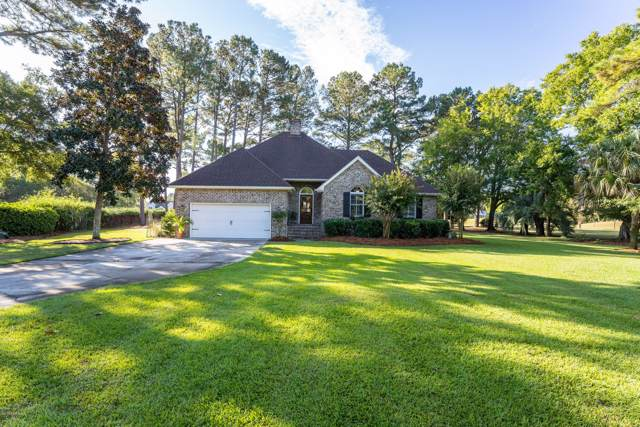 37 Dolphin Point Drive, Beaufort, SC 29907 (MLS #164000) :: RE/MAX Coastal Realty