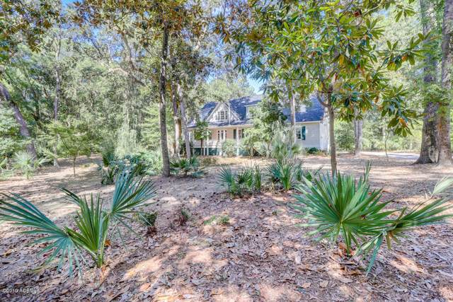 191 Bull Point Drive, Seabrook, SC 29940 (MLS #164013) :: RE/MAX Coastal Realty