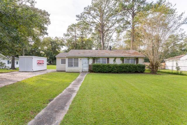 2406 Langhorne Drive, Beaufort, SC 29902 (MLS #164016) :: RE/MAX Coastal Realty