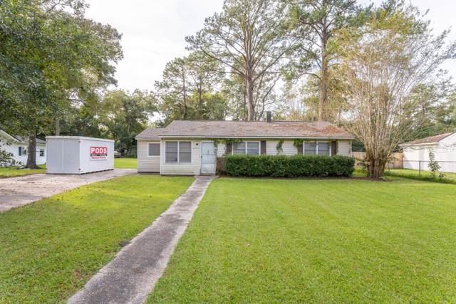 2406 Langhorne Drive, Beaufort, SC 29902 (MLS #164016) :: MAS Real Estate Advisors