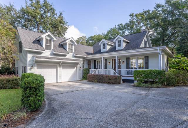 4 High Point, Beaufort, SC 29907 (MLS #164031) :: RE/MAX Island Realty