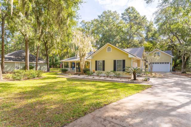 311 Cottage Farm Drive, Beaufort, SC 29902 (MLS #164075) :: RE/MAX Island Realty