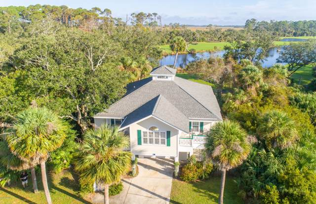 178 Ocean Creek Boulevard, Fripp Island, SC 29920 (MLS #164128) :: RE/MAX Coastal Realty