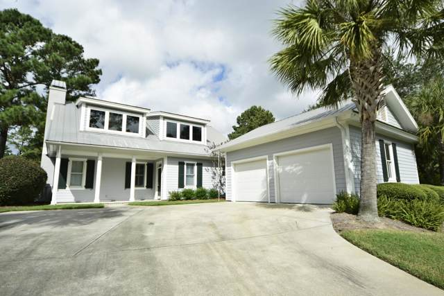 1306 Rowland Drive, Dataw Island, SC 29920 (MLS #164135) :: RE/MAX Coastal Realty