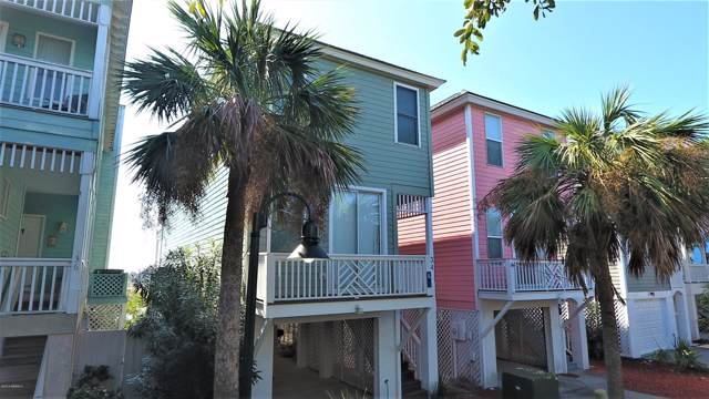 34 Sea Mist Road, Fripp Island, SC 29920 (MLS #164144) :: RE/MAX Coastal Realty