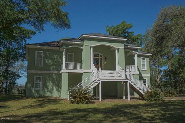 46 Cameroon Drive, Beaufort, SC 29907 (MLS #164153) :: RE/MAX Island Realty