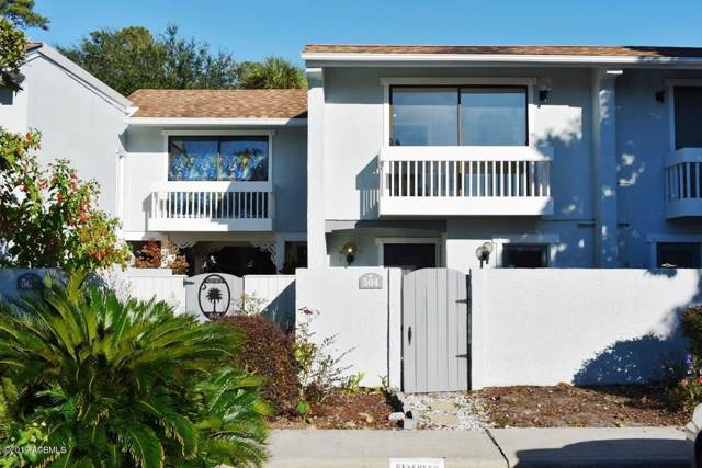 2 William Hilton Parkway 504C, Hilton Head Island, SC 29926 (MLS #164155) :: MAS Real Estate Advisors