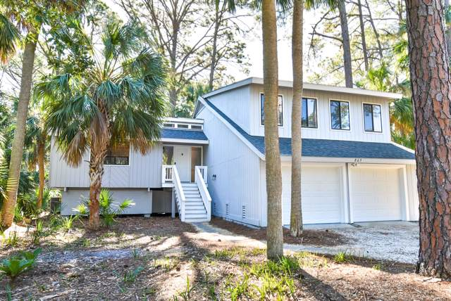 865 Salt Cedar Lane, Fripp Island, SC 29920 (MLS #164185) :: RE/MAX Coastal Realty