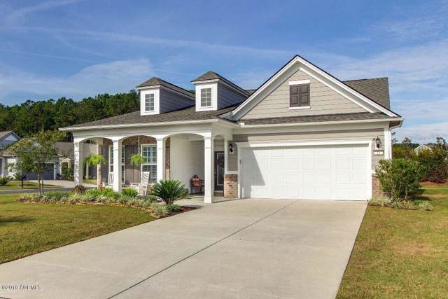 25 Parkway Lane, Bluffton, SC 29909 (MLS #164187) :: RE/MAX Island Realty