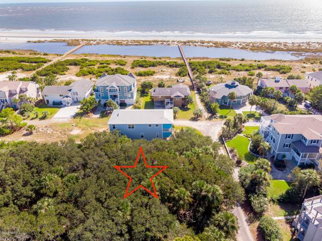 712 Winter Trout Road, Fripp Island, SC 29920 (MLS #164194) :: RE/MAX Coastal Realty
