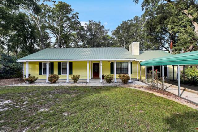 21 Miller Drive W, Beaufort, SC 29907 (MLS #164221) :: RE/MAX Island Realty