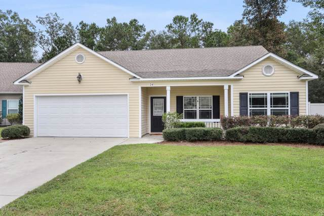 24 Beaumont Court, Bluffton, SC 29910 (MLS #164231) :: RE/MAX Coastal Realty