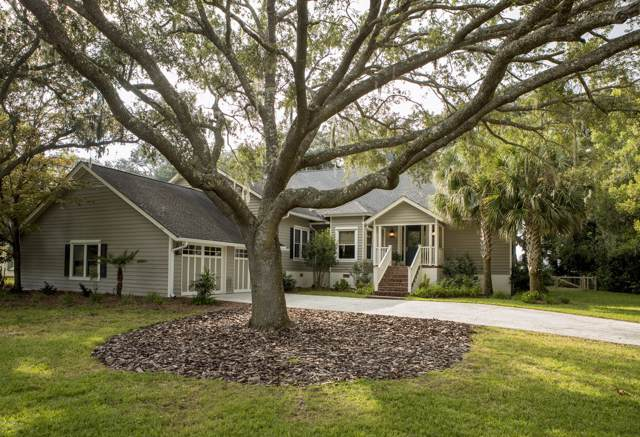 4 Country Club Drive, Beaufort, SC 29907 (MLS #164234) :: RE/MAX Island Realty