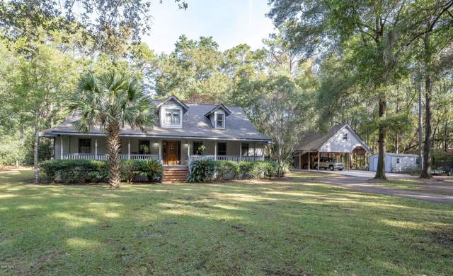 60 James F Byrnes Street, Beaufort, SC 29907 (MLS #164240) :: RE/MAX Island Realty
