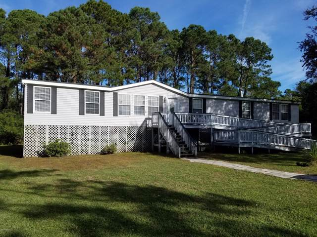 21 Mary Jenkins Circle, St. Helena Island, SC 29920 (MLS #164258) :: RE/MAX Coastal Realty