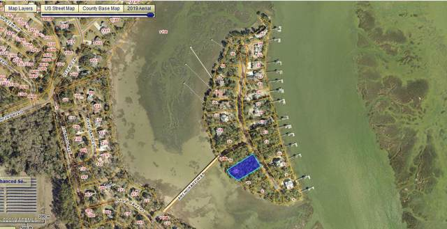 14 Anchorage Way, Beaufort, SC 29902 (MLS #164264) :: RE/MAX Island Realty