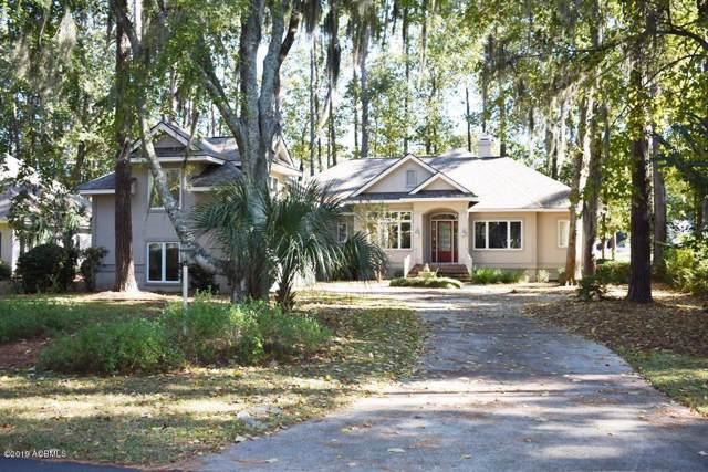 47 Winding Oak Drive, Okatie, SC 29909 (MLS #164269) :: MAS Real Estate Advisors