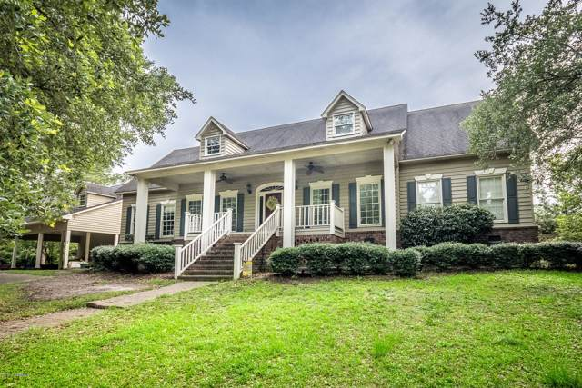 10 Dogwood Lane, Walterboro, SC 29488 (MLS #164289) :: Shae Chambers Helms | Keller Williams Realty