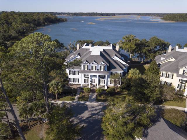 1p Rising Tide Drive, Beaufort, SC 29902 (MLS #164300) :: Shae Chambers Helms | Keller Williams Realty