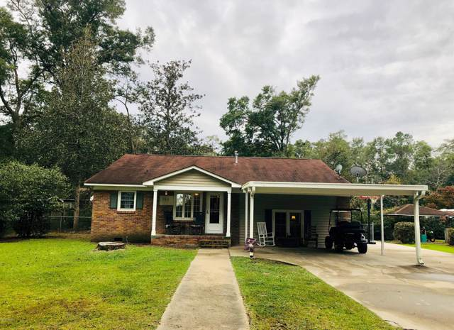 208 Oakland Drive, Walterboro, SC 29488 (MLS #164301) :: MAS Real Estate Advisors